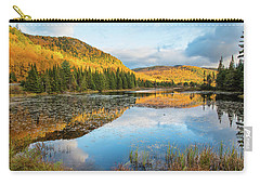 Fall By The Lake Carry-all Pouch