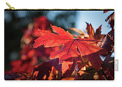 Fall Color 5528 23 Carry-all Pouch by M K  Miller