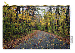 Carry-all Pouch featuring the photograph Fall Color Series 2016 by Joanne Coyle