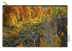Fall Colors At Aspen Canyon Carry-all Pouch