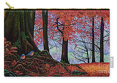 Fall Colors II Carry-all Pouch