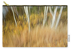 Fall Colors In Motion Carry-all Pouch