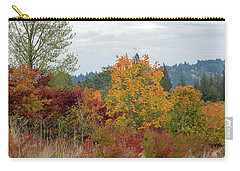 Fall Colors In Oregon Carry-all Pouch