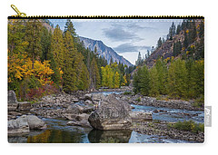 Fall Colors In The Canyon Carry-all Pouch