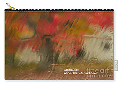 Fall Colors In The Rain Carry-all Pouch