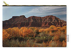 Fall Colors Near Zion Carry-all Pouch
