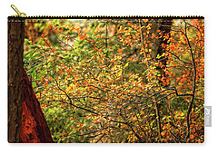 Fall Colors Carry-all Pouch by Sabine Edrissi