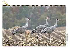 Fall Cranes 2016 Carry-all Pouch