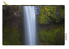 Carry-all Pouch featuring the photograph Fall Creek Falls by Darren White