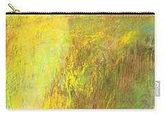 Fall Day On The Mesa Carry-all Pouch by Frances Marino