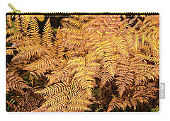 Fall Finery Carry-all Pouch by Susan Crossman Buscho