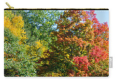 Fall Foliage 1 Carry-all Pouch
