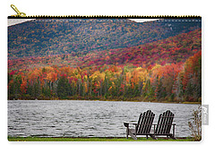Fall Foliage At Noyes Pond Carry-all Pouch