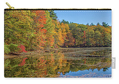 Fall Foliage Carry-all Pouch by Brian MacLean
