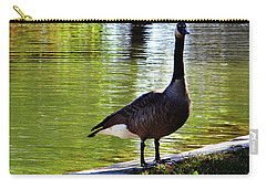 Fall Goose Carry-all Pouch