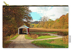 Fall Harvest - Parke County Carry-all Pouch