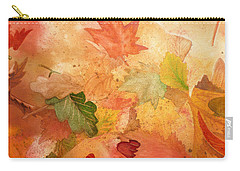 Fall Impressions Iv Carry-all Pouch
