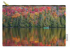 Fall In A Canoe Carry-all Pouch