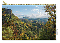 Fall In Bohemian Switzerland Carry-all Pouch