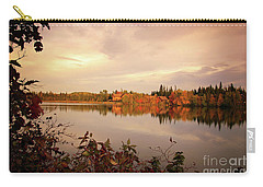 Fall In Canada Carry-all Pouch by Lynn Bolt