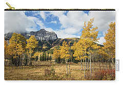 Fall In Kananaskis Carry-all Pouch