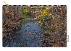 Fall In Michigan 2 Carry-all Pouch