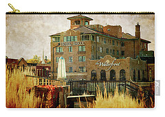 Fall In St Charles Carry-all Pouch