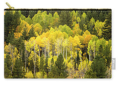 Fall In The Sierras Carry-all Pouch