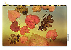 Fall Leaves #1 Carry-all Pouch