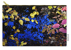 Fall Leaves Reflection Carry-all Pouch