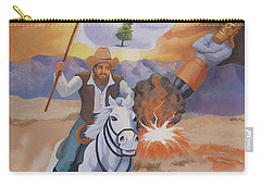 Fall Of Babylon Carry-all Pouch