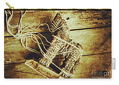 Fall Of Troy Carry-all Pouch by Jorgo Photography - Wall Art Gallery