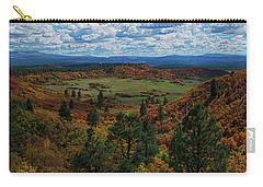 Fall On Four Mile Road Carry-all Pouch