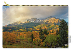 Fall On Mt Sopris  Carry-all Pouch
