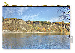 Fall On The River Carry-all Pouch
