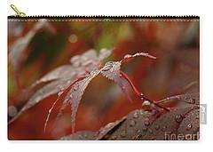 Fall Rain Carry-all Pouch