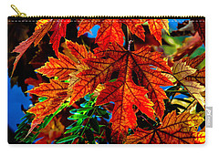 Fall Reds Carry-all Pouch