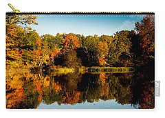 Fall Reflections Carry-all Pouch