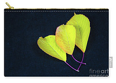 Carry-all Pouch featuring the photograph Fall Season Colors by Kennerth and Birgitta Kullman