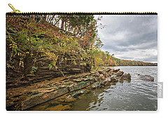 Fall Shoreline Carry-all Pouch