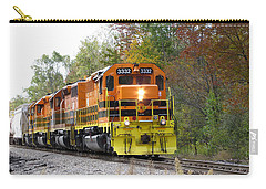 Fall Train In Color Carry-all Pouch