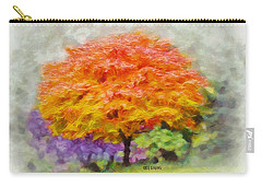 Fall Tree Carry-all Pouch
