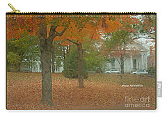 Fall Trees Carry-all Pouch