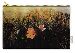 Fall Wind Across The Meadow Carry-all Pouch