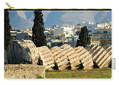 Fallen Column Carry-all Pouch