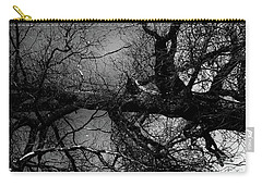 Fallen Dark Wood Forest Carry-all Pouch