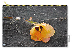 Fallen Flower Carry-all Pouch