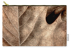 Fallen Leaf Carry-all Pouches