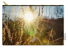Fallen Rays Carry-all Pouch by Nikki McInnes