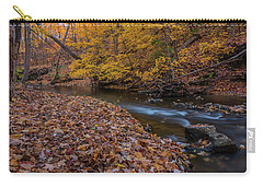 Fall In Michigan 1 Carry-all Pouch